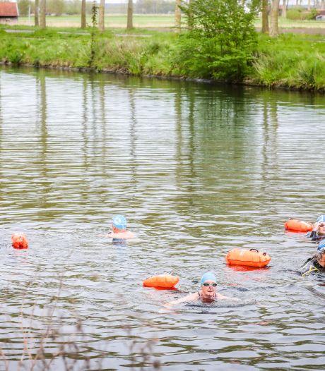 In Brugge kan je weer zwemmen in de Damse Vaart (en dat legt de clubs geen windeieren)