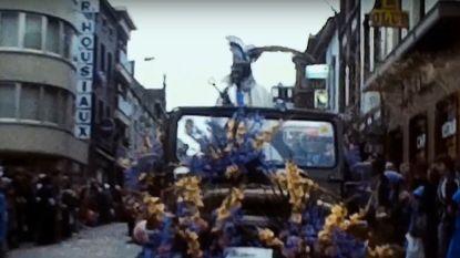 """Unieke beelden van Carnaval Halle 1977 duiken op: """"In de jaren zeventig is ons carnaval pas echt ontploft"""""""