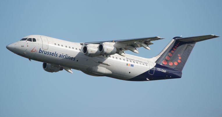 Brussels Airlines heeft naar eigen zeggen nog geen passagiers geweigerd. Beeld BELGA