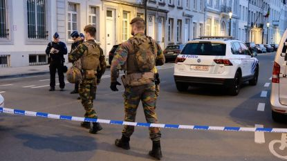 Verdacht voertuig aan Amerikaanse ambassade blijkt vals alarm