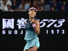US Open-winnares Osaka ook finaliste in Melbourne