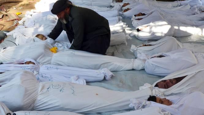 Carnage à Damas, 1.300 morts selon l'opposition