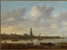 Voor het eerst te zien in Nederland: een panorama van heel Rhenen, van de hand van Jan van Goyen