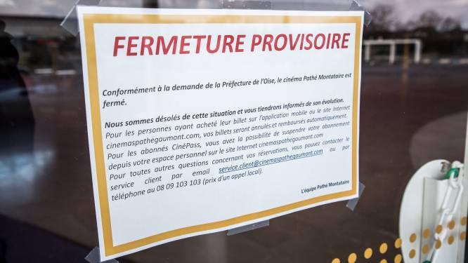 61 nieuwe coronagevallen in ons land, Franse 'cluster'-regio's sluiten crèches en scholen