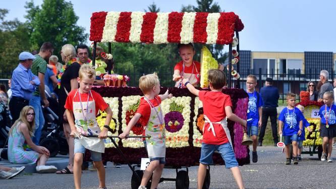 Knalgoed kindercorso in Zundert, geïnspireerd door Lego, Nintendo, regenbogen en unicorns