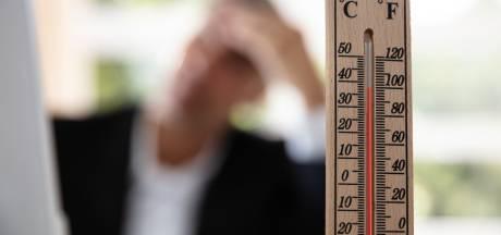Lange hittegolf op komst - ook in Zeeland kan-ie acht dagen duren