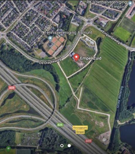 Proef met tien voetbalvelden aan zonnepanelen op Rosmalense Plas, 46 hectare aan panelen langs A59 in Rosmalen en in Dungense Polder