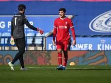 Liverpool ook pijnlijk onderuit bij Leicester, Pieters wint ruim van Riedewald en Van Aanholt