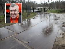 Jan de Rooy snapt niets van commotie om zandpad Middelbeers: 'Van asfalteren is geen sprake'