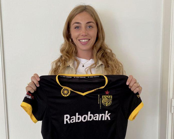 Laura Nunnink stapt over naar HC Den Bosch.