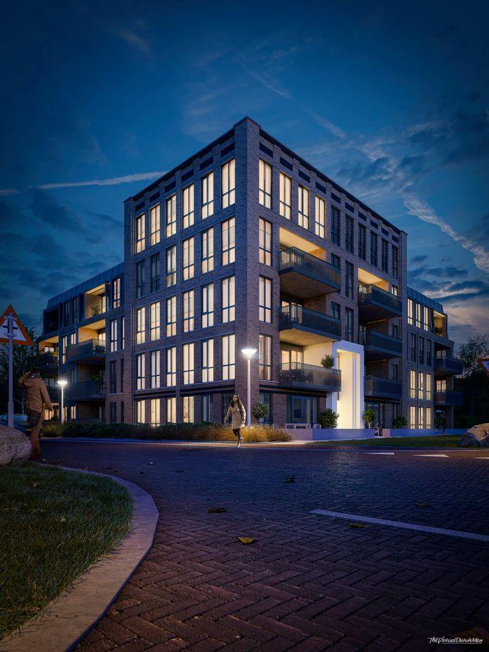 Appartementencomplex Leemstaete