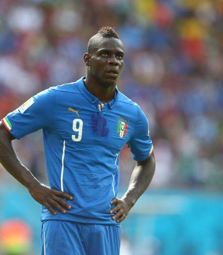 La première décision de Mancini: rappeler Balotelli