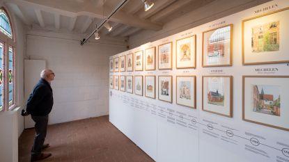 Begijnhof ontvangt expo over begijnhoven