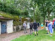 Vroeger 'verstopte' bunkers door bezoekers Monumentendag erkend als historisch erfgoed
