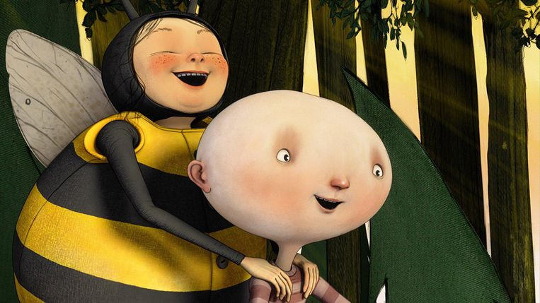 In Arcam organiseert het Manifesto Film Festival een kinderprogramma. Beeld Still Odd is an Egg