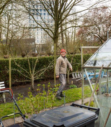 Jos (77) werkt zes dagen per week in zijn tuintje: 'Vroeger ging mijn vrouw mee, maar zij is overleden'