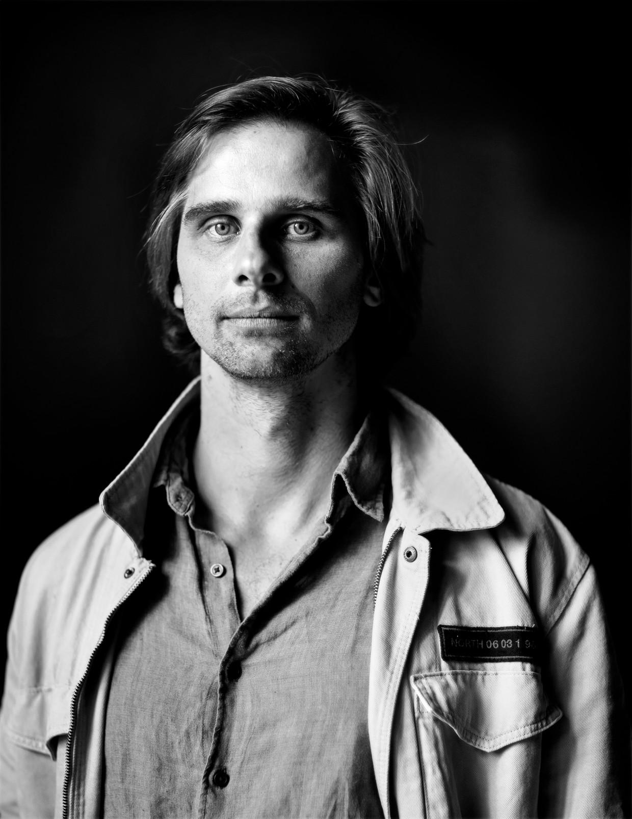 Kunstenaar Ivan Cremer: 'Achteraf gezien was de architectuur een omweg.' Beeld Maarten Kools