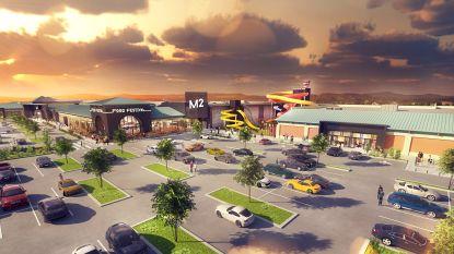 Metamorfose voor Shopping Center M2: Food festival, superglijbanen én extra galerij richting McDonalds