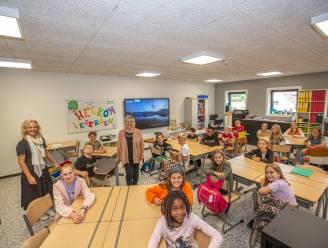 Eerste en zesde leerjaar kregen eer om les te volgen in nieuwbouw van Sint-Vincentius