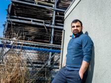 Ismail is ten einde raad na brandstichtingen bij zijn bedrijf: 'Wat hebben wij misdaan?'