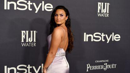 """Zangeres Demi Lovato eerlijk over haar eetstoornis: """"Ik ben er continu mee bezig"""""""