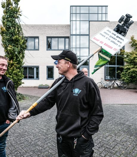 Oude IJsselstreek stelt plan voor minder grootschalige landbouw uit na boerenprotest