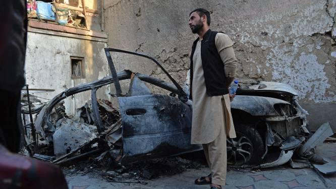 Nabestaanden slachtoffers droneaanval Kaboel eisen compensatie