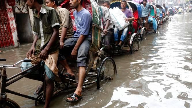 Meer dan half miljoen mensen getroffen door overstromingen in Bangladesh