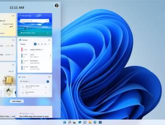 Microsoft maakt Windows 11 eind dit jaar als gratis upgrade beschikbaar