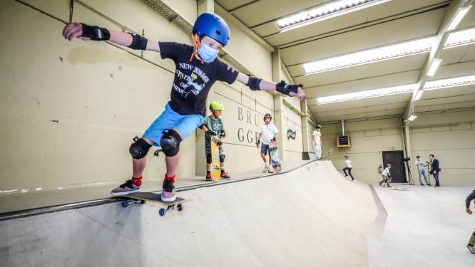 """Maak kennis met Beastwood, het eerste indoor skatepark van Brugge: """"Dit moet een echte ontmoetingsplaats worden"""""""