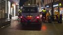 Politie houdt scooters staande in het centrum van Enschede