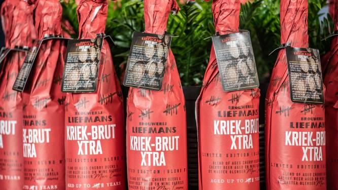 Jury van World Beer Awards in Londen verkiest Liefmans Kriek-Brut Xtra tot beste speciaalbier ter wereld