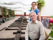 Archeon roept hulp Duitsers op bij opknappen Romeinse schepen