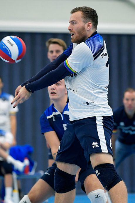 Volleyballer Erik van der Schaaf maakt geen geheim van zijn homoseksualiteit: 'Voetballers vrezen reacties publiek'