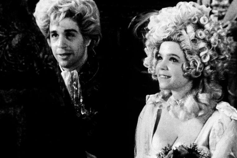 Met Amadeus won Forman acht Oscars, onder andere voor Beste Film, Beste Acteur, Beste Regisseur en Beste Geluid. Beeld ANP Kippa
