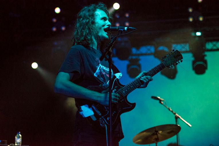 King Gizzard and The Lizard Wizard: catchy, sexy, leuk, opwindend. Beeld Koen Keppens