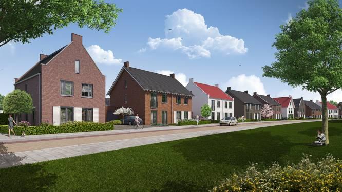 Nieuwe wijk Kloosterkwartier in Veghel 'Je loopt straks zó via de kloostertuin naar het centrum'