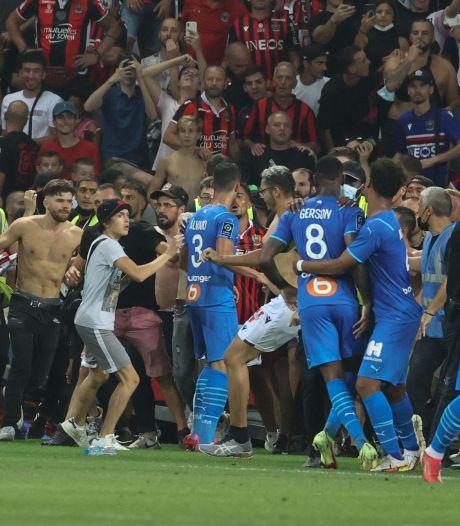 Chaos à Nice: l'Olympique de Marseille refuse le forfait