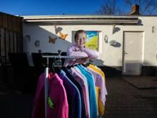 Stef Smits (9) uit Best start eigen kledinglijn, na twee dagen loopt de mailbox over