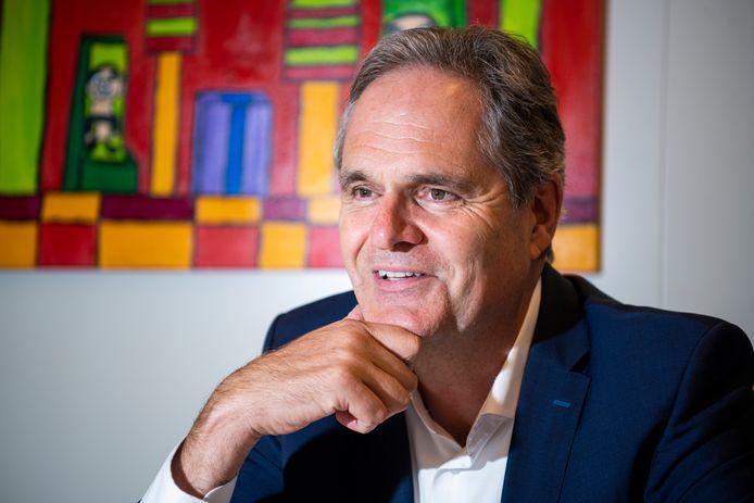 Karel Heijink, regiodirecteur van ondernemersorganisatie VNO-NCW Midden (Flevoland, Gelderland, Overijssel en Utrecht).