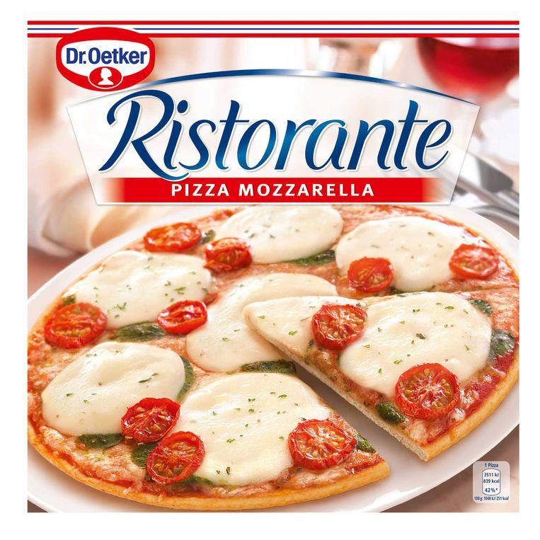 Dr. Oetker is vooral bekend van de diepvriespizza's. Beeld RV