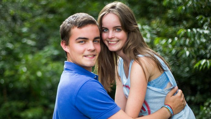 Lukas en Elisabeth Van den Abeele