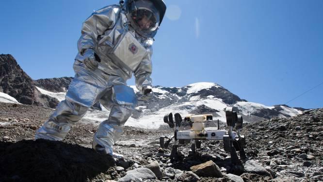 Kosmische straling zal astronauten naar Mars dement en paranoïde maken