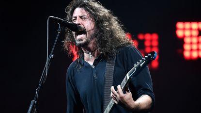 Foo Fighters komen naar het Sportpaleis (en Pinkpop)