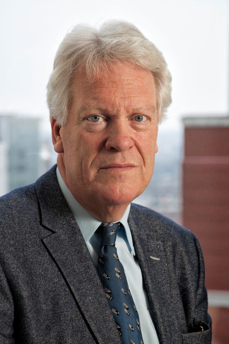 Oud-topambtenaar Wim Kuijken, nu voorzitter van de Kiesraad. Beeld Hollandse Hoogte / Clemens Rikke