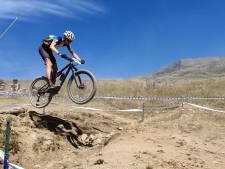 Veel regionale kanshebbers op NK mountainbike in Sittard