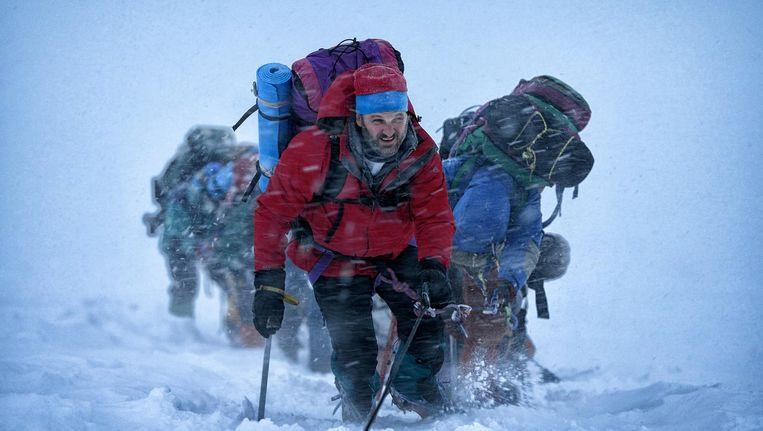 Still uit de film 'Everest'. Beeld