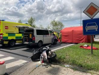 18-jarige vrouw overlijdt na aanrijding door vrachtwagen in Kaprijke