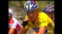 Ook Lance Armstrong ritst zijn lippen dicht.