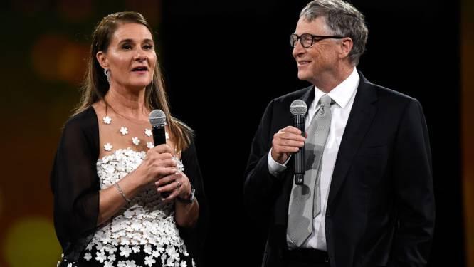 """Huwelijk tussen Bill en Melinda Gates zou al langer in slop gezeten hebben: """"Ze bleven samen tot jongste klaar was met school"""""""